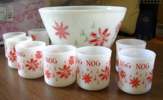 Eggnog Cups Recipe — Dishmaps