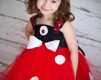 Minnie Mouse Tutu Dress