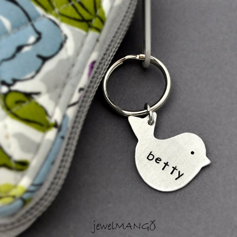 Name tag refrigerator magnet wedding gift Key ring