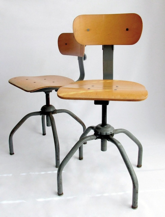 Singer Industrial Swivel Chair Factory Chair By