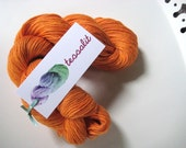 Naturally dyed -- 220 yds fingering organic cotton/bamboo