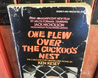 the similarities and differences between ken keseys one flew over the cuckoos nest and james baldwin