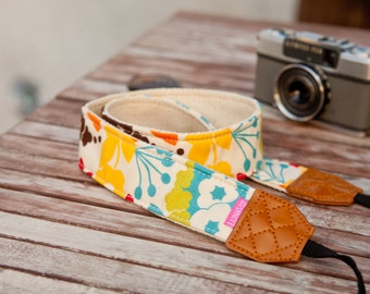 Camera Strap - OH Deer for DSLR and Mirrorless