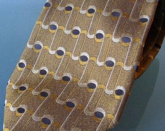 Bolgheri for Harry Rosen Made in Italy Silk Necktie