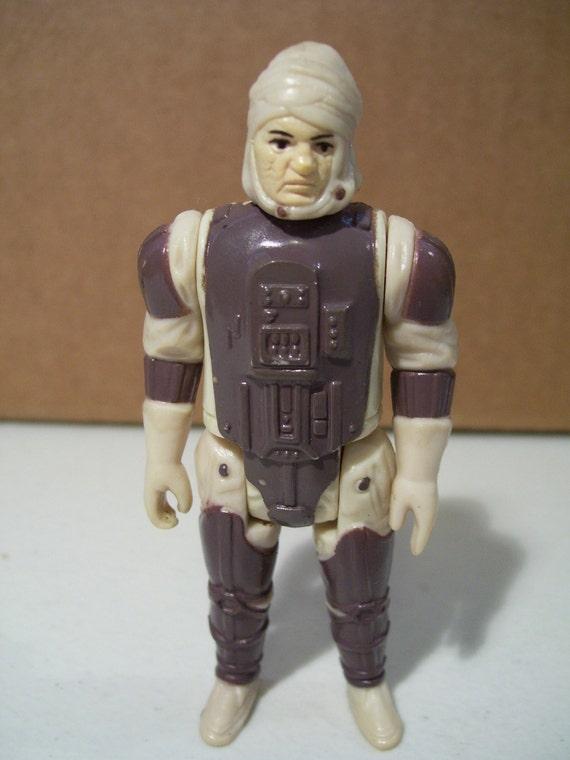 Star Wars Toys 1980s : Star wars dengar action figure lfl vintage toy bounty