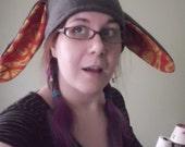 Fleece Animal Ear Hat