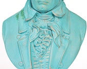 RESERVED FOR Tiffany Ballard Beethoven Bust Statue additional shipping charges