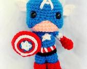 FREE SHIP- Captain USA