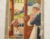 Antique Reliable Recipes Calumet Baking Powder Company Recipe Booklet