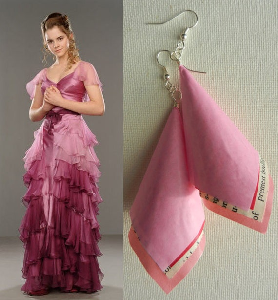 items similar to hermione granger yule ball origami