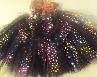 Holiday Sparkle Tutu-Ready2ship pageant wear, special occasions, holidays, photo shoot, outfit of choice