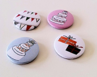 Party Badges