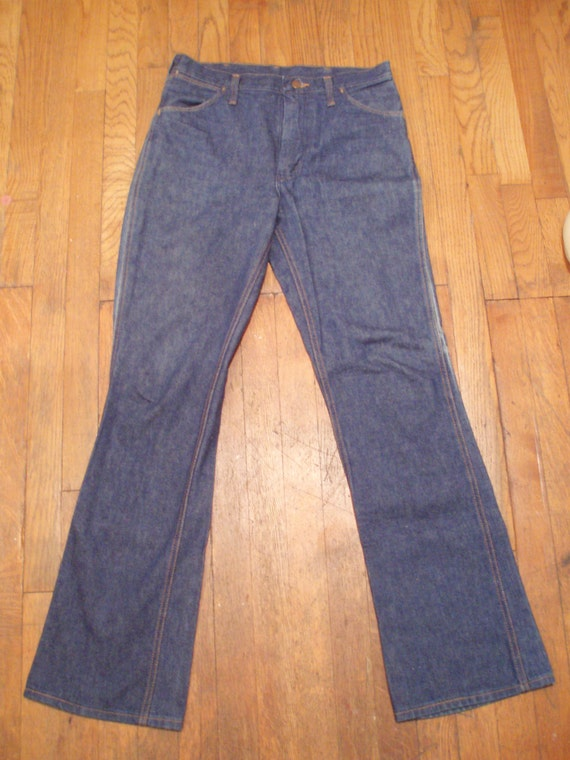 Maverick Men's Flare Jeans 33W 34L