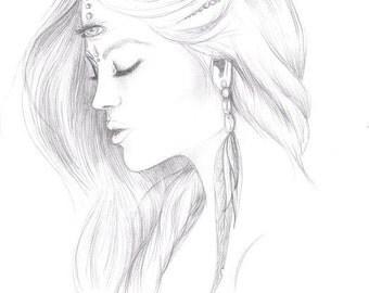Original artwork - 'Insight lll'
