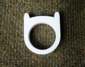 Adventure Time Finn's Hat ring