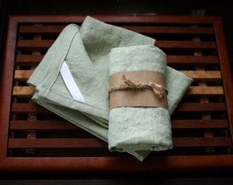 Linen Tea Towel/Dish Towel- eco-friendly- 100% Flax Linen- Choose your color