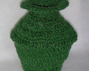 PDF Pattern for Crochet Rustic Urn