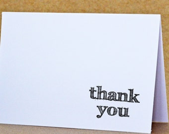 Thank You Stamp - Self Inking - Wedding Favors - Stationery - DIY Thank Yous