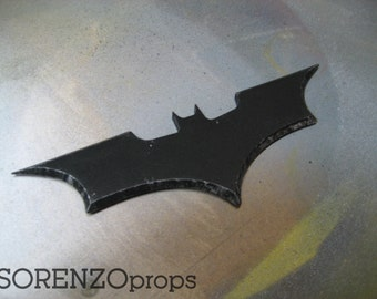 Batman - Dark Knight - Batarang Prop Replica -  Finished Piece
