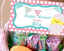 Easter Goodie Bag Printable