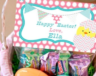 Easter Goodie Bag Printable