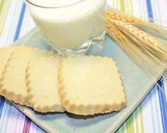 Shortbread Cookies, Gift Basket, Classic Butter Shortbread cookies - 2 dozen