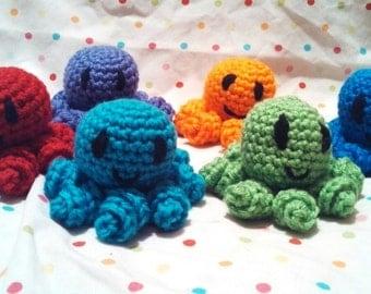 Crochet Handmade Amigurumi Octopus