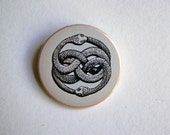 "The Neverending Story - The Auryn 1x1.5"" pinback button badge"