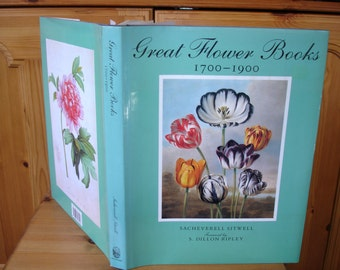 Great Flower Books 1700-1900