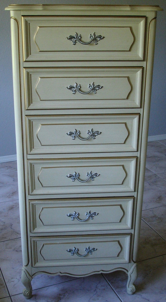 Henry link french provincial lingerie chest of drawers