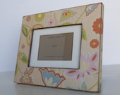 5x7 Lotus Picture Frame