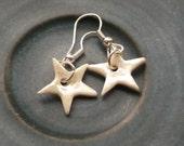 Star Earrings - Star Dangle Earrings - Handmade Gift for Her - Unique Gift For Sister - Sister Gift - Sister Birthday Gift - Daughter Gift