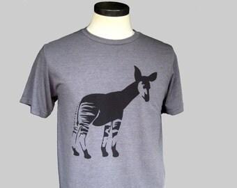 Okapi T Shirt Organic