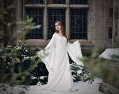 Medieval Fantasy LOTR Game of Thrones Dress Gown - Your Colors and Size