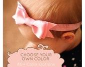 Baby Bow, Set of 8, Baby headband, Bowtie Bow Headband, Baby headband, infant headband, baby headbands, girls bow, baby bow headband