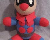 Bucky Bear Doll