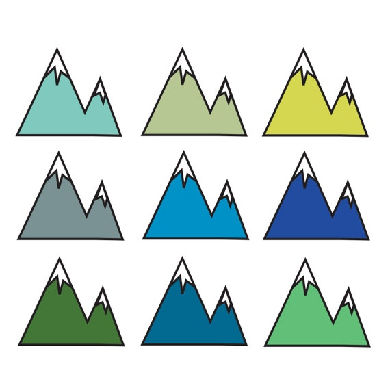 60 off sale digital clip art mountain clip art nature clipart rh catchmyparty com mountain clip art pictures mountain clip art free download