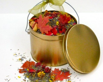 FALL WEDDING, Biodegradable Confetti,  Wedding Pail, Ecofriendly Wedding, Rustic Wedding, Fall Decor, Fall Wedding Ideas, Autumn Wedding