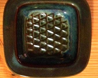 SOHOLM DENMARK Danish Modern Stoneware Bowl / plate from the series EJ 64