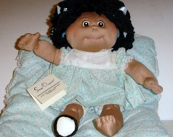 Misi is a 14 Inch Soft Sculpture Doll and Oh So Sweet - Sarah Originals Dolls