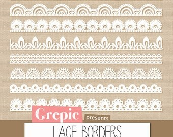Clip Art Lace Border Clip Art lace border clipart etsy clip art borders pack with digital images for scrapbooking card making invites