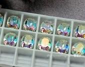 Swarovski Crystal AB, 2 p...