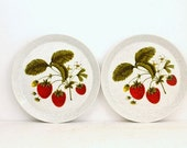 reservedVintage Mikasa Strawberry Scrumptious Designed by Ben Seibel Casual Sophistication - VintageRescuer
