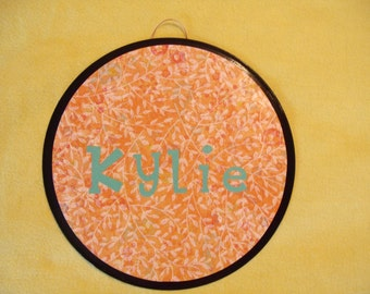 Kylie name sign