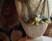 Fool's Gold Pyrite Necklace