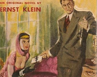 LAST CHANCE SALE The Blackmailer - Ernst Klein