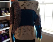 Ladies 80s Sweater - Size Medium