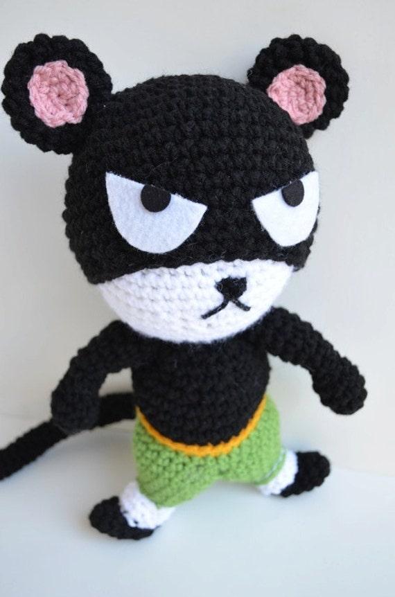 Pantherlily peluche de Fairy Tail amigurumi au crochet par ...