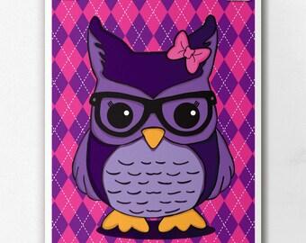 We Owl Know I'm Nerdy