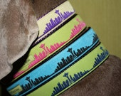 Seattle Skyline Collar